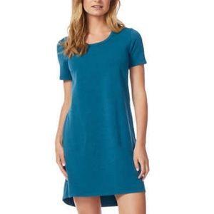 32 degrees aqua dress size Medium